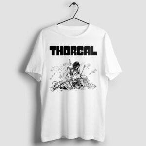 Thorgal i Pan 3 Orłów - T-shirt na wieszaku