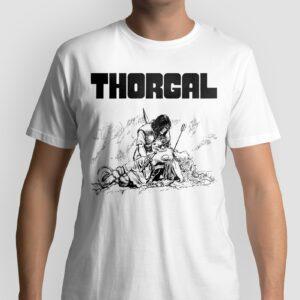 Thorgal i Pan 3 Orłów - T-shirt model