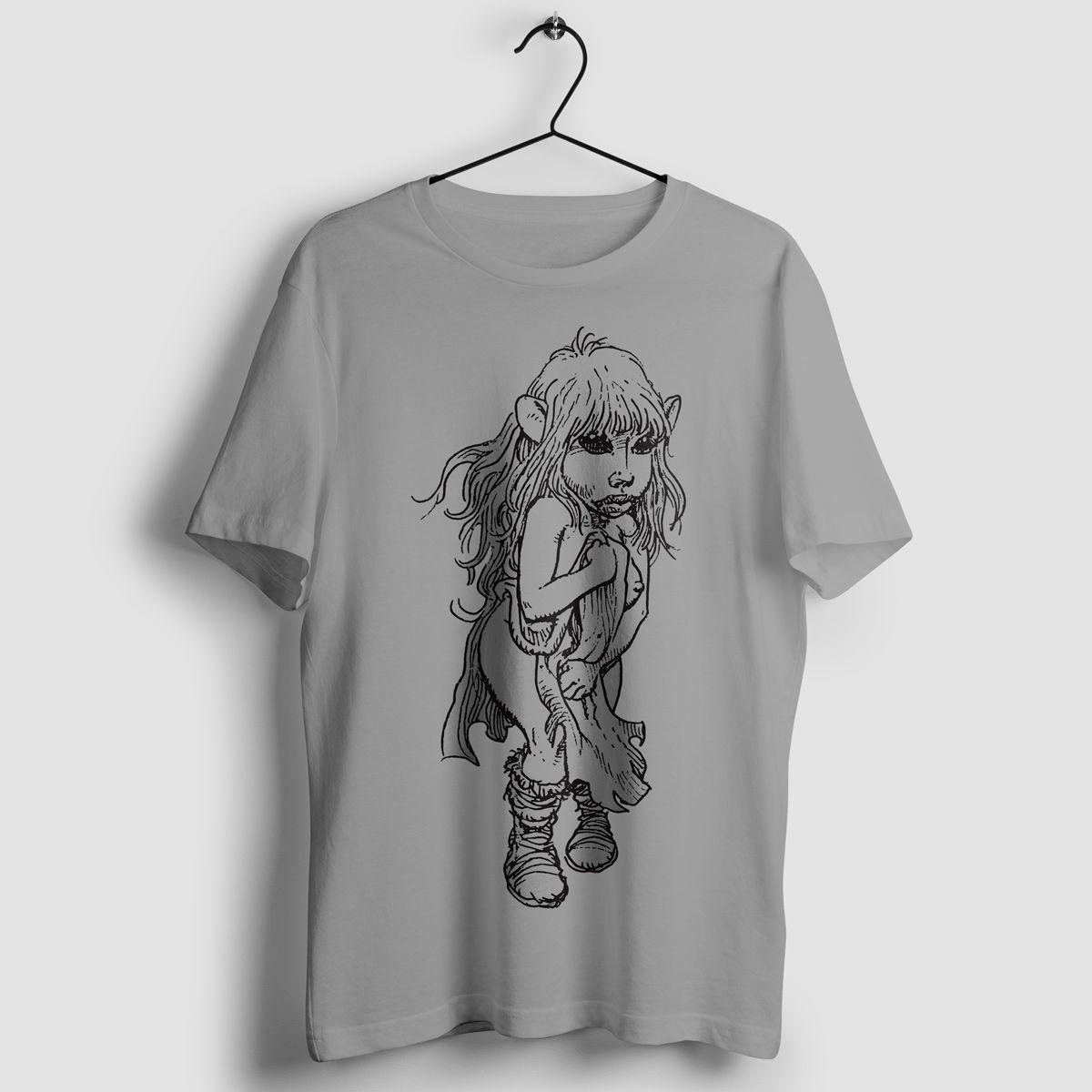 G'well - T-shirt szary - wieszak