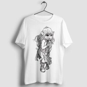 G'well - T-shirt biały - wieszak