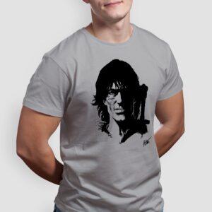 Thorgal portret - T-shirt męski szary
