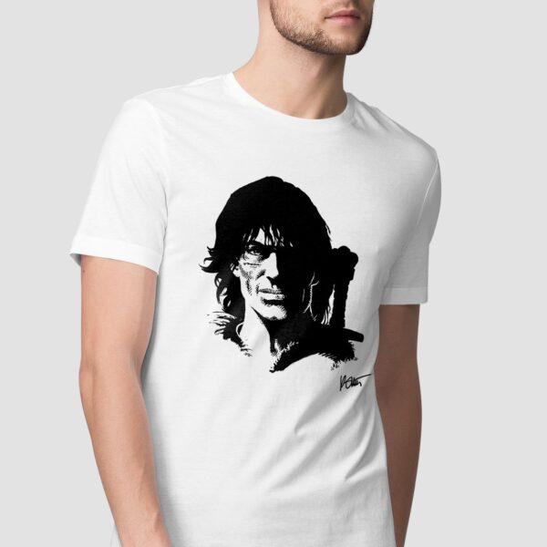 Thorgal portret - T-shirt męski biały