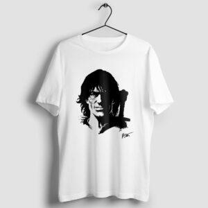 Thorgal portret - T-shirt biały - wieszak