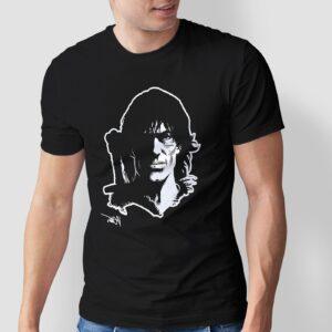 Thorgal portret - T-shirt męski czarny