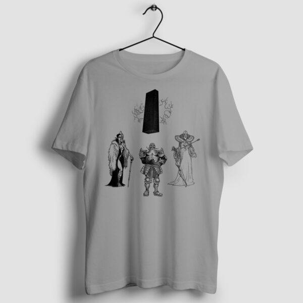 Władcy - T-shirt szary - wieszak