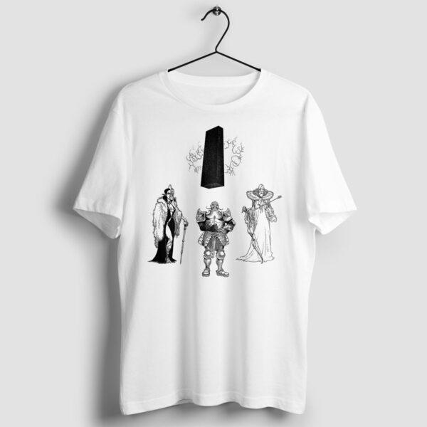 Władcy - T-shirt biały - wieszak