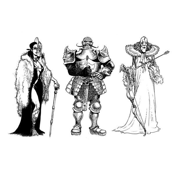 Kubek - Szninkiel - Trójka Nieśmiertelnych